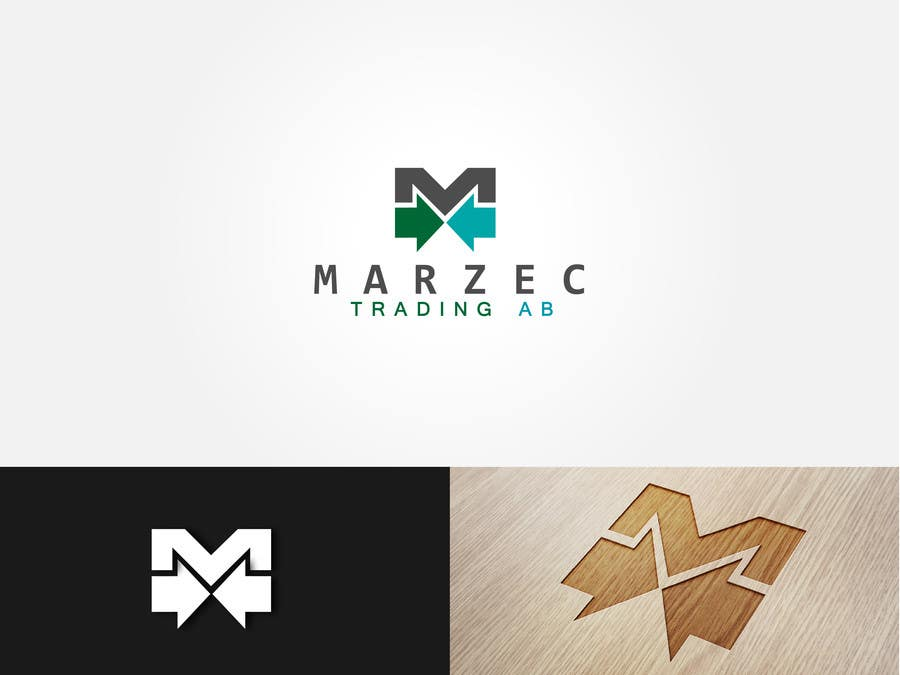 #98 for Design a Logo for Marzec Trading AB by johanmak