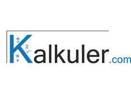 #62 untuk Design a logo for kalkuler.com oleh AregAmirkh