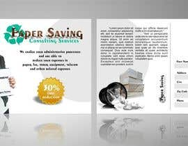 #10 for Ad to attract customer to get Paper Saving Consulting Services af Arttilla