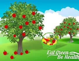 istykristanto tarafından Basket Fruit Logo için no 24