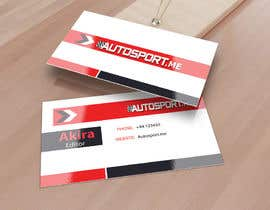 #1 para Design some Business Cards for small website por creativezd