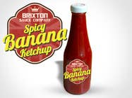 Graphic Design Contest Entry #74 for Design a Logo for a new Sauce / Condiment bottle