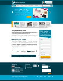 #4 for Create a WordPress Page by chiqueylim