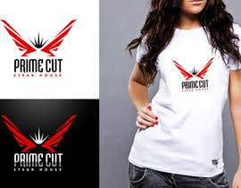 #299 for Logo Design for prime cut by twindesigner