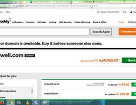 Nro 166 kilpailuun Name my travel website käyttäjältä Lshiva369