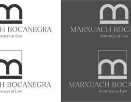 #51 for Design a Logo for Marxuach Bocanegra, LLC af dnidni
