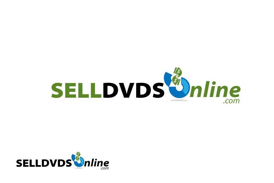 Конкурсная заявка №64 для Logo Design for selldvdsonline.com