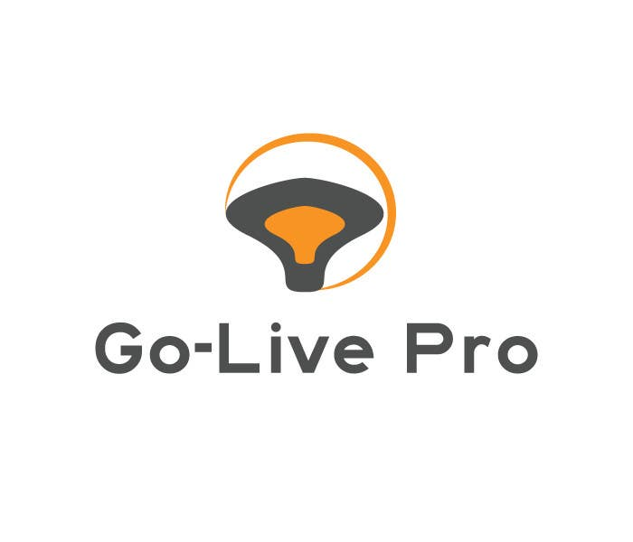 Kilpailutyö #68 kilpailussa Design a Logo for Go-Live Pro