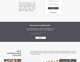 nikhiBapna tarafından Design homepage için no 15