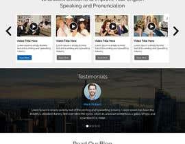 webstudioo tarafından Design homepage için no 30