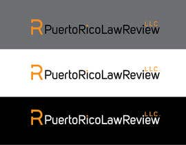 nº 14 pour Design a Logo for Puerto Rico Law Review, LLC par alamin1973