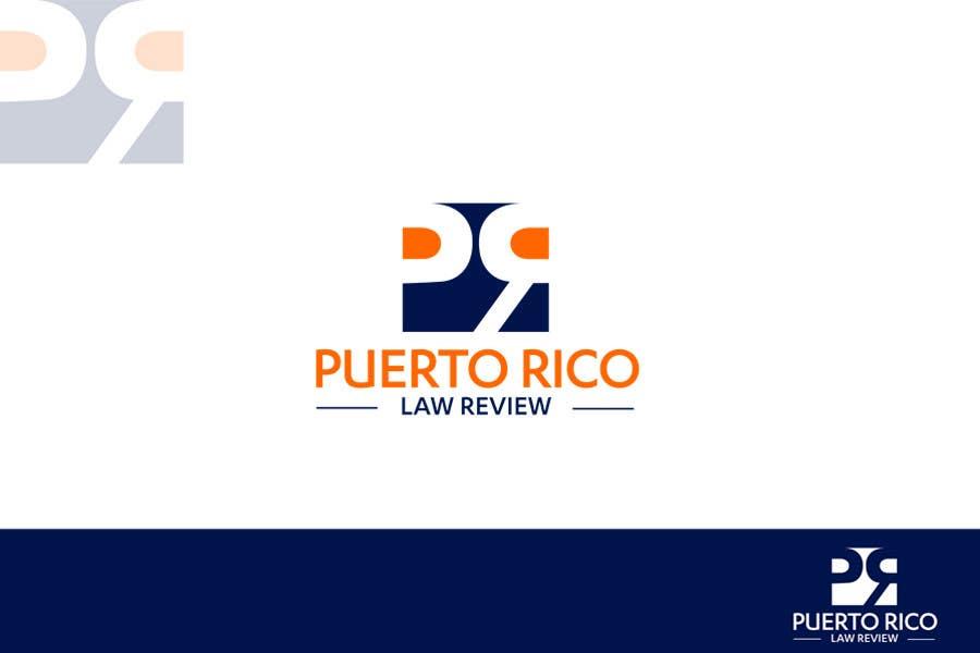 Penyertaan Peraduan #30 untuk Design a Logo for Puerto Rico Law Review, LLC