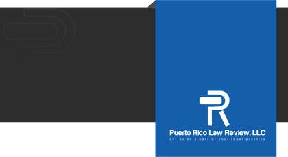 #13 para Design a Logo for Puerto Rico Law Review, LLC por creativeartist06