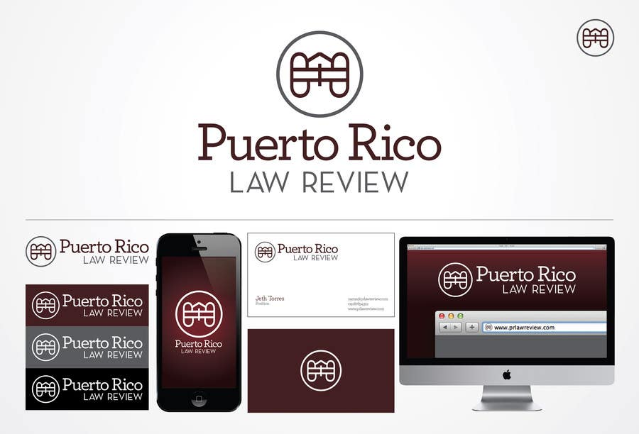 Proposition n°16 du concours Design a Logo for Puerto Rico Law Review, LLC