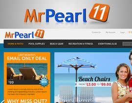 #75 para Logo Design for mrpearl11 por mykferrer