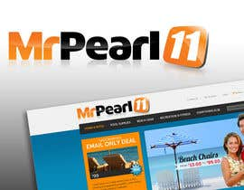 #178 para Logo Design for mrpearl11 por ivandacanay