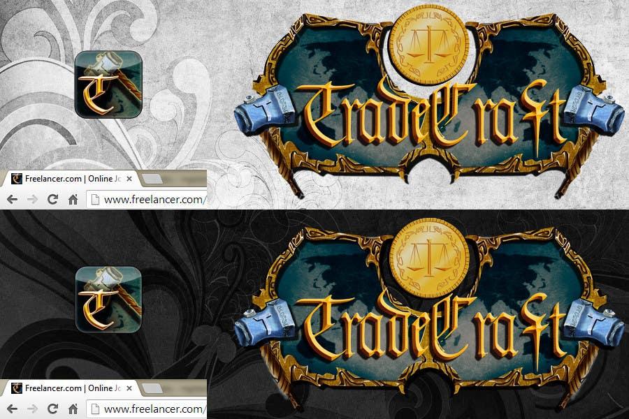 Bài tham dự cuộc thi #18 cho Design a logo, matching ios icon and favicon for my game
