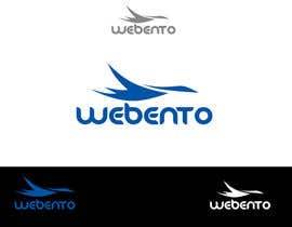 nº 97 pour Logo Design for Webento par designerartist