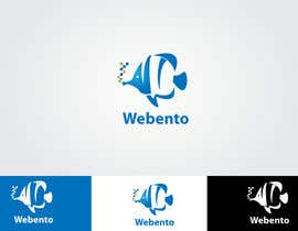#242 for Logo Design for Webento by danumdata