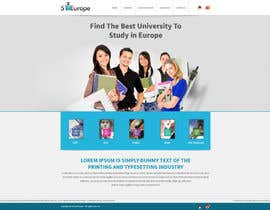 #4 untuk Create a website for a student orientation company / 51europe.org oleh tania06