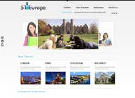 Entry # 13 for Create a website for a student orientation company / 51europe.org by