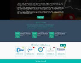 #2 untuk Create a website for a student orientation company / 51europe.org oleh webcloud9