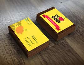 #57 untuk Design some Business Cards for The Cherry oleh alejoriad