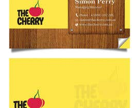 mydZnecoz tarafından Design some Business Cards for The Cherry için no 59