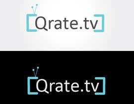 #64 for Design a Logo for QRATE.TV by chaudhryali
