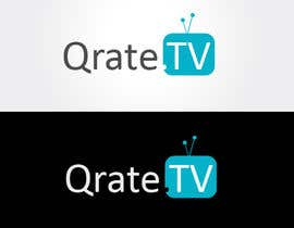 #66 for Design a Logo for QRATE.TV by chaudhryali
