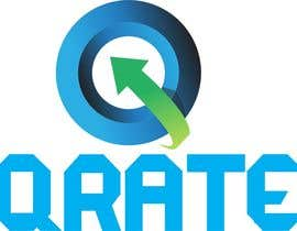 nº 36 pour Design a Logo for QRATE.TV par RuchiInfotechLtd