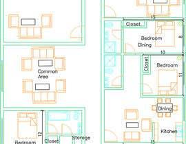 Rozairo tarafından Design floorplans and a few 3d renders için no 18