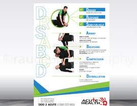 Nro 2 kilpailuun Design a new CPR Poster käyttäjältä raucau