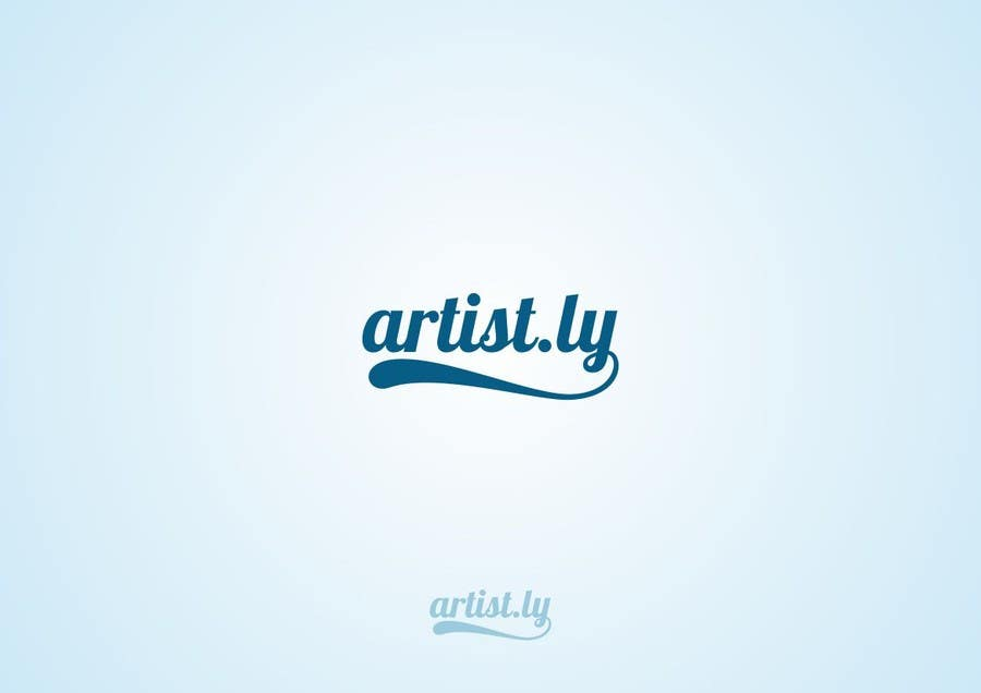 #127 for Logo for Artist.ly by alkalifi