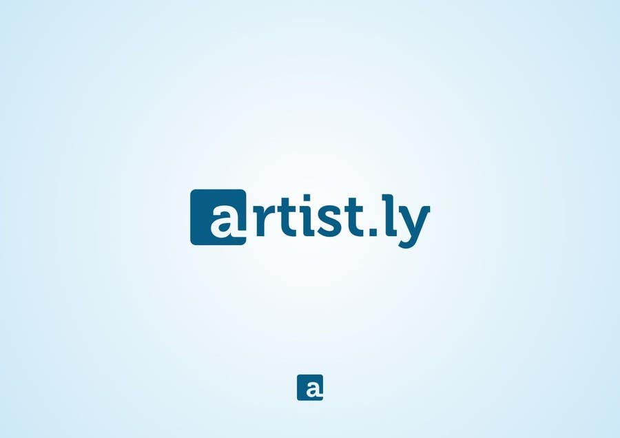 Penyertaan Peraduan #154 untuk Logo for Artist.ly