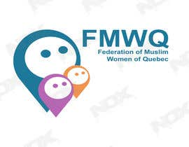 nº 25 pour Design a Logo for a muslim women organization par ghenox