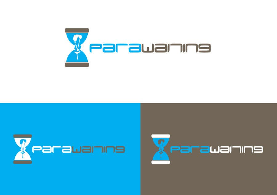 #3 for Develop a Corporate Identity for Parawaiting by Cozmonator