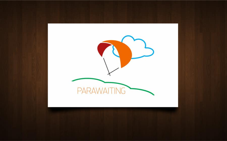 #31 for Develop a Corporate Identity for Parawaiting by takacsbalazs