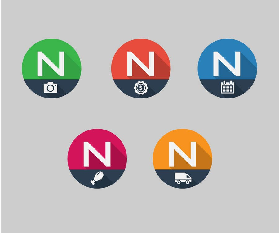 Penyertaan Peraduan #                                        17                                      untuk                                         Design some Android launcher Icons