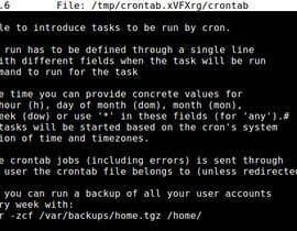 bouchtiba43 tarafından Possible? Write a script for a cronjob - measure memory impact on hosted website için no 3