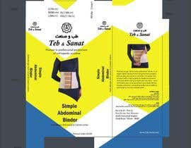 #3 cho Create Print and Packaging Designs of an abdominal binder product bởi farkasbenj