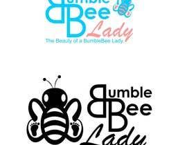 Nro 25 kilpailuun Design a Logo for BumbleBee Lady käyttäjältä gbeke