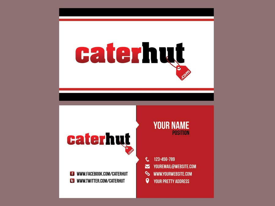 #56 for Design some Business Cards by AlinutaM