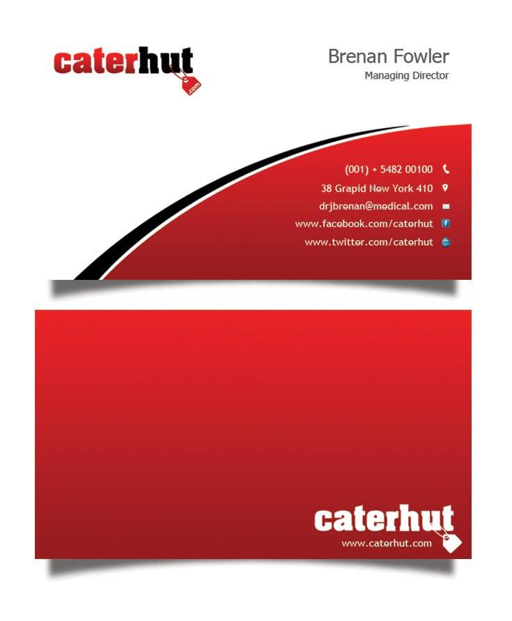 Penyertaan Peraduan #76 untuk Design some Business Cards