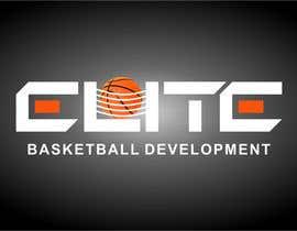 Nro 78 kilpailuun Design a cool ELITE Basketball Development logo käyttäjältä venky9291