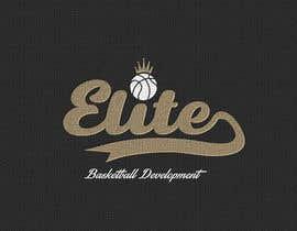Nro 55 kilpailuun Design a cool ELITE Basketball Development logo käyttäjältä ratax73