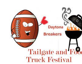 #33 para Design a Logo for Football Tailgate Festival por Lenny25