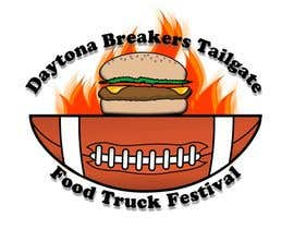 #28 para Design a Logo for Football Tailgate Festival por Deark