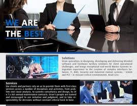 Nro 11 kilpailuun 1 page job advert for facebook/linkedin käyttäjältä Biayi81