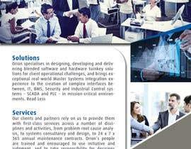 Nro 15 kilpailuun 1 page job advert for facebook/linkedin käyttäjältä Biayi81